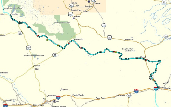 Great Continental Divide Adventure Motorcycle Ride - Stephen ... on